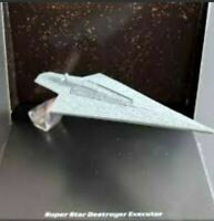 Star Wars Official Starships & Vehicles Collection #60 Super Star Destroyer +mag