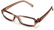 """Brown Rectangular Glasses fits 14.5"""" American Girl Wellie Wishers Doll Clothes"""