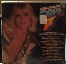 Wunderlich Pops 7 Lp Vinyl Album Very Good Condition