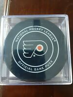 Cam Atkinson Game Used Goal Puck 167th Career Goal Blue Jackets