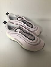 Women's Nike Air Max 97 Pale Pink Running Shoes Casual 921733-602 Size 7