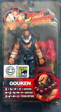 Street Fighter ToyRocket Exclusive Gouken P1 New in Package (SOTA Toys 2006)