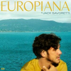 Jack Savoretti - Europiana NEW CD SAMEDAY POSTING