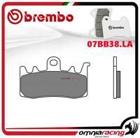 Brembo LA - pastillas freno sinterizado frente para Ducati Monster 1200 2014>