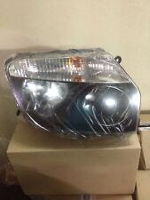 New OE headlamp Renault Dacia Duster right side black inside