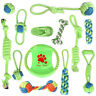 5 Style Pet Dog Tough Strong Chew Knot Toy Pet Puppy Healthy Teeth Cotton Rope