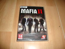MAFIA II 2 DE TAKE TWO 2K GAMES PARA PC NUEVO PRECINTADO