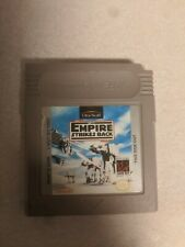 Star Wars: The Empire Strikes Back (Nintendo Game Boy, 1992) Cartridge only