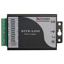 7-Channel Thermocouple Data Logger (SiteView Software Included)