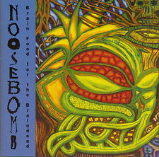 NOOSEBOMB - Brain Food for the Braindead (CD 2004)