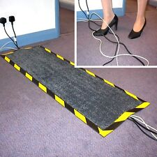 Kable Mat 40 x 120 cm High Visibility Cable Tidy Mat Solution