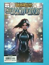 OF 5 VARIANT BY MICO SUAYAN 8//7//19 AGENTS OF ATLAS #1