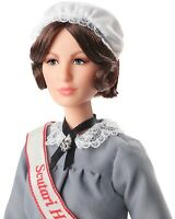Barbie Inspiring Women Series Florence Nightingale Collectible Doll Kid Toy Gift