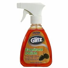 Glitz FURNITURE POLISH 250ml SPRAY , Protects Against Scratches*Australian Brand