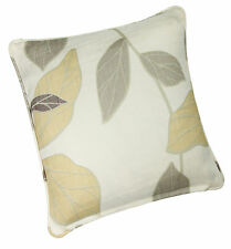 Tropica Pk Of 4 Piped Cushion Covers - FREE DELIVERY - TO CLEAR - LAST FEW LEFT