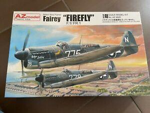 Maquette AZ Model 1/48 AZ 4820 Fairey FIREFLY F1/FR1