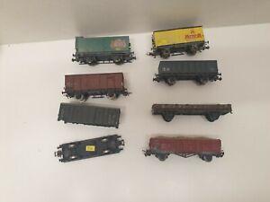 Piko lot de divers wagons  en HO
