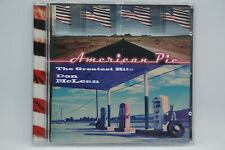 Don McLean - American Pie : The Greatest Hits    CD Album
