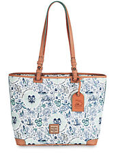 2016 Disney Dooney & Bourke DVC 20th Vacation Club Shopper Large Tote Bag NWT