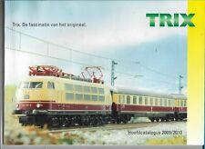 Trix hoofdcataloog 2009/2010 , Nederlands