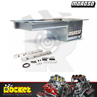 Moroso Street/Strip Wet Sump Oil Pan Dart LS Next - MO20144
