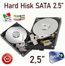 "HARD DISK PC INTERNO 40 GB PER PORTATILE NOTEBOOK 2.5"" CONSOLE VARIE"