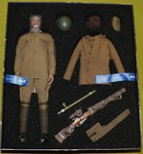 did action figure russian vasily weathered 1/6 12'' boxed hot toy ww11 dragon