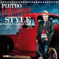 "PIETRO LOMBARDI ""PIETRO STYLE"" CD NEW+"