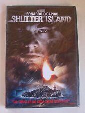 DVD SHUTTER ISLAND - Leonardo DiCAPRIO / Mark RUFFALO / Ben KINGSLEY - NEUF