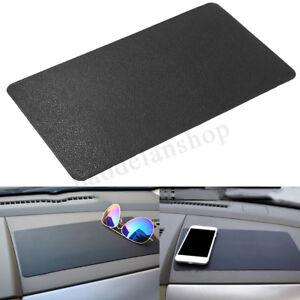 27x15cm Tapis Antidérapant Voiture Tableau de Bord Silicone Pad Pr Téléphone
