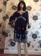 Monsoon Viscose Ballgowns Sleeveless Dresses for Women