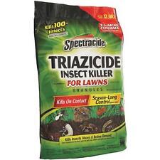 2 Pk Spectracide Triazicide 10# Insecticide Tick Grub Killer Granules Hg-53944