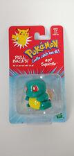 Hasbro Nintendo Pokemon Pull Back Squirtle 1999 - Unopened