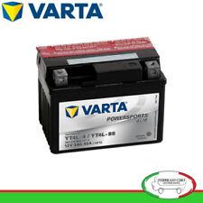 Baterías VARTA para motos Yamaha