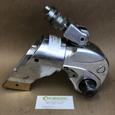 """New listing Hytorc Hy-3Mxt-Sa Hydraulic Torque Wrench 1"""" Drive 10/21 #20361"""