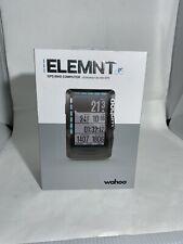 *BRAND NEW* Wahoo Elemnt GPS Bike Computer Bicycle Element Speed Power Meter