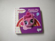 Pinkie Pie Finger Puppet Book By Playskool Baby,  Board Book (2017), Brand New