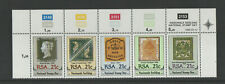 """1990 South Africa """"Stamp Day"""" Stamp Set."""