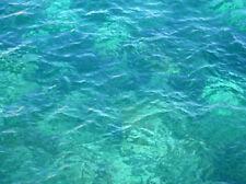 # 6 Sheets ocean water waves sea for diorama 21x28cm Embossed Bumpy paper