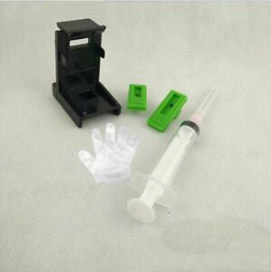 Ink Cartridge Clamp Pumping refill tool for hp1112 1111 2132 2621 2622 2623 2628