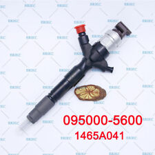 095000-5600 5601 Diesel Common Rail Injector 1465A041 for Denso Mitsubishi L200