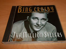 BING CROSBY - MILLION SELLERS (CD ALBUM) UK FREEPOST
