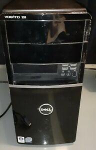 Dell Vostro 220 Desktop PC ( Intel Core 2 Quad 2.80GHz 2GB 1TB Win 7 Pro) w WIFI