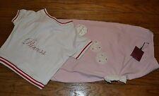 Kwigy-bo Medium & Lg Princess Dog Shirt Tee T-Shirt BRAND NEW WITH TAGS
