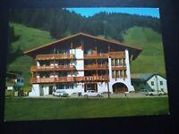 POSTCARD HOTEL GENZIANA SELVA VAL GARDENA DOLOMITES ITALY UNPOSTED