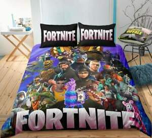 Team 4 Fortnite Gamer Bedding Set