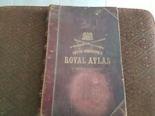 Keith Johnston's Royal Atlas of World Geography