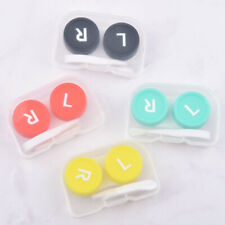 Mini Travel Contact Lens Box Container Portable Eyes Care Storage Case Kit Set
