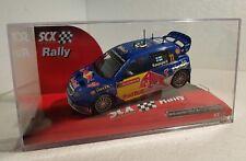 qq 63450 SCX SKODA FABIA WRC RED BULL WALLES RALLY GB #11 ROVANPERÄ