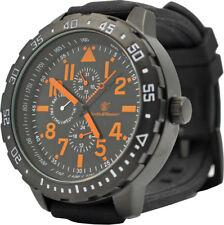 Smith & Wesson Calibrator Japanese Movement Wristwatch Orange